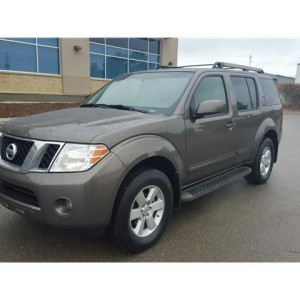 2008 NISSAN PATHFINDER SE 4X4 BACKUP CAMERA FULLY INSPECTED