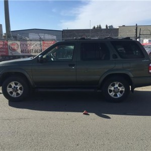 2004 Nissan Pathfinder Chinook Edition 4×4 SOLD!!