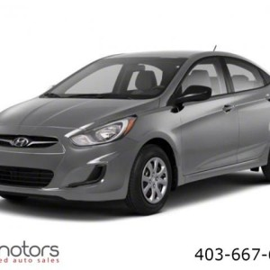 2013 Hyundai Accent GLS LOTS OF OPTIONS AUTOMATIC