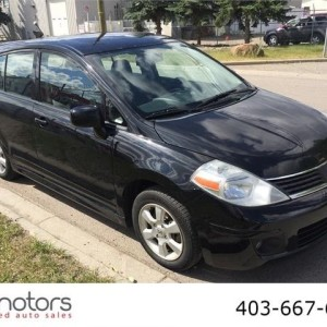 2008 Nissan Versa 1.8 S drives like new inspected 134000km