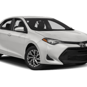 2019 TOYOTA COROLLA 4 DR LE 38000KMS