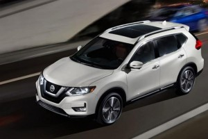 2018 NISSAN ROGUE SV AWD W/ROOF/TECH 33025