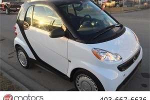 2013 FORTWO SMART CAR AUTOMATIC, LOW KMS auto gas low kms