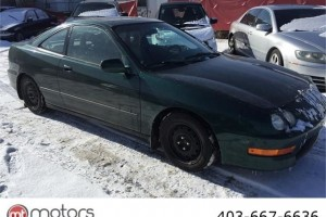 1999 ACURA INTEGRA 5 SPEED LEATHER SUNROOF