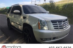 2008 CADILLAC ESCALADE LUXURY LOADED, INSPECTED WARRANTY