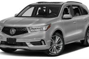 2017 Acura MDX Elite Package fully loaded 83000km